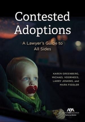 Contested Adoptions - Mark Fiddler