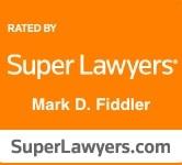 Mark Fiddler Super Lawyer 2021